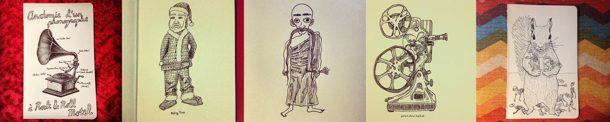 GIFTAWAY-2013-Drawings