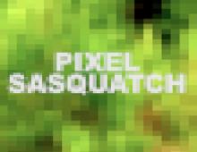 Pixel Sasquatch