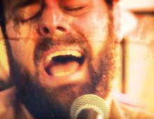 Josh Daniel 'Festival Blues'