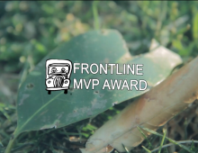 Two Men and a Truck | Frontline MVP Award