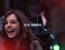 Allie Monday | 'My Funny Valentine' Promo