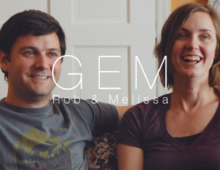ZAQ Gem Diffuser | Rob & Melissa