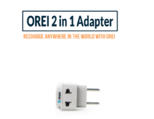OREI | Single Country Adapter